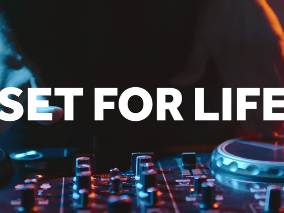National Lottery - Set for Life