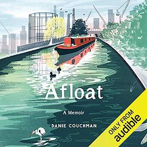 Danie Couchman narrates Afloat audiobook