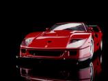 Ferrari F40 Build Up