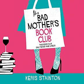 Laura Morgan narrates The Bad Mother's Book Club audiobook