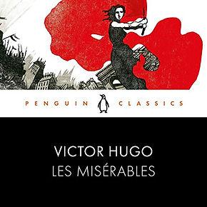 John Owen-Jones narrates the Les Miserables Penguin Classics audiobook