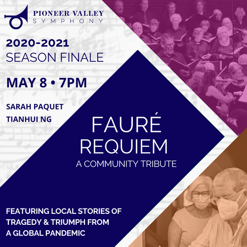 PVS Pioneer Valley Symphony 2021 Faure R