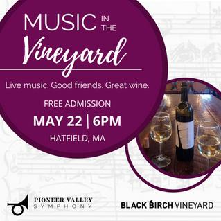 Music in the Vineyard