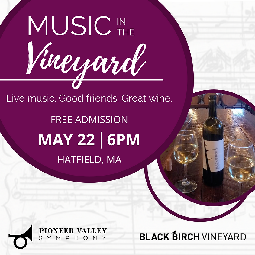 Music in the Vineyard - LIVE!