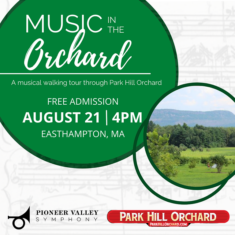 Music in the Orchard - LIVE