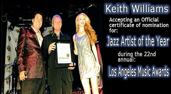 22nd Los Angeles Music Awards Jazz Artist of the year nomination
