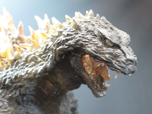 Godzilla 2000 Limited Clear Resin Model Kit Yuji Sakai