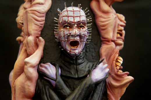 Pillar Of Souls Art Statue Hellraiser