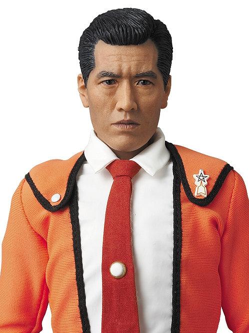 Ultraman SSSP Captain Muramatsu RAH 1:6 figure