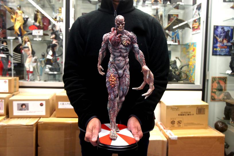 Biohazard (Resident Evil) Tyrant