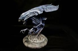 Queen Alien Bust