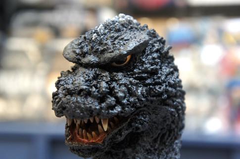 Godzilla 1984 Head Bust