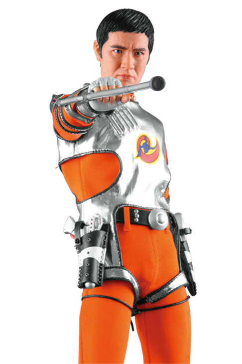 Ultraman Leo Moroboshi Dan (MAC Commander Ver.)1:6 figure RAH
