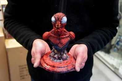 Spiderman Bust Gillman Pro
