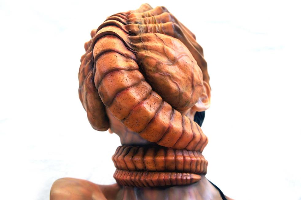 Alien Facehugger Colonist Life-Size Bust DX