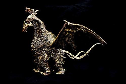 Kaizer Ghidorah 30 cm Art Statue Godzilla Final Wars 2004