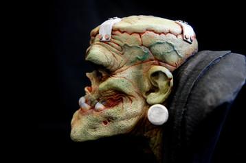 Bergholtz's Frankenstein Monster Bus