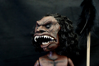Trilogy Of Terror Zuni Fetish Doll