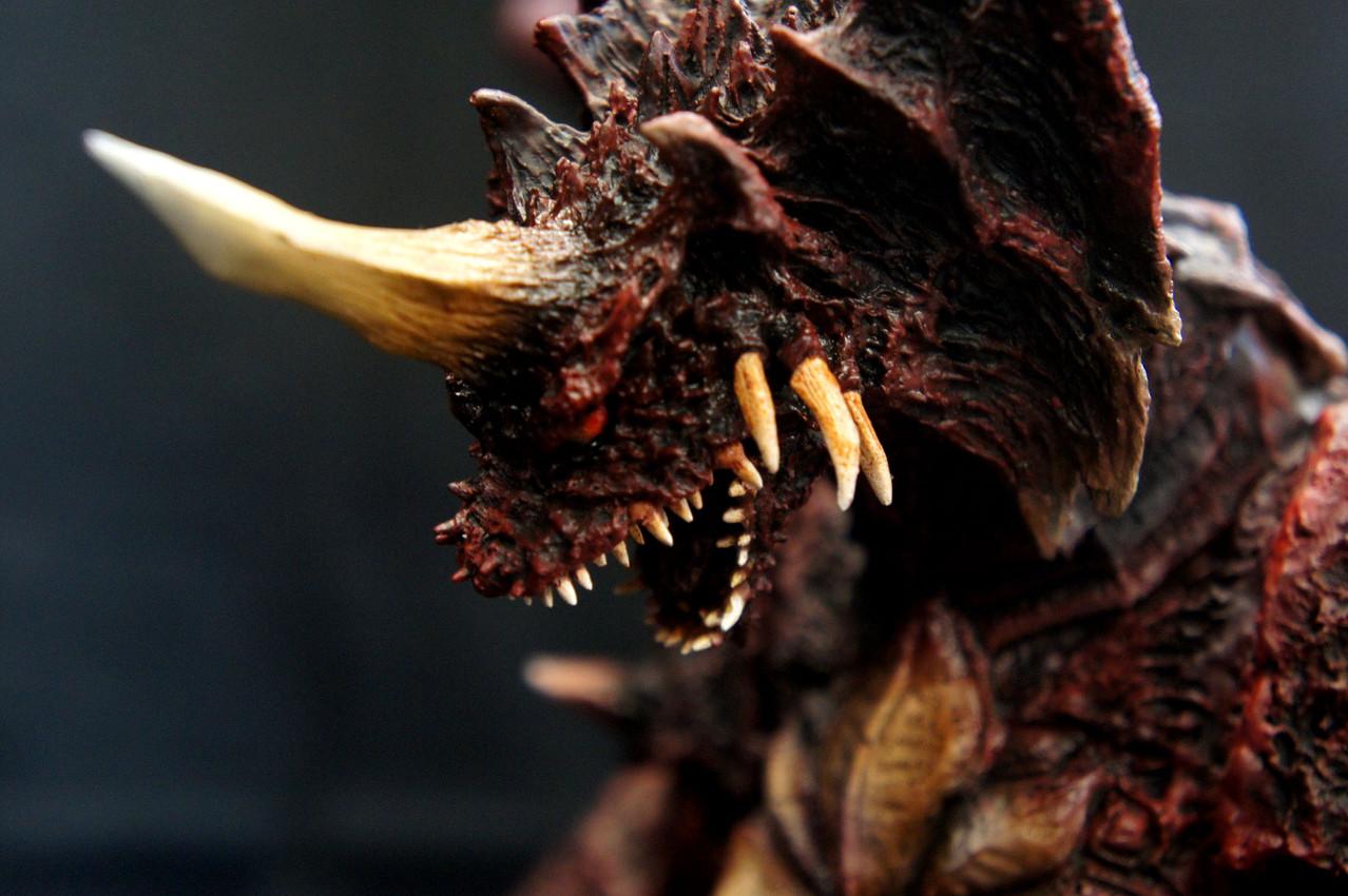 Destroyah vs Godzilla Jr