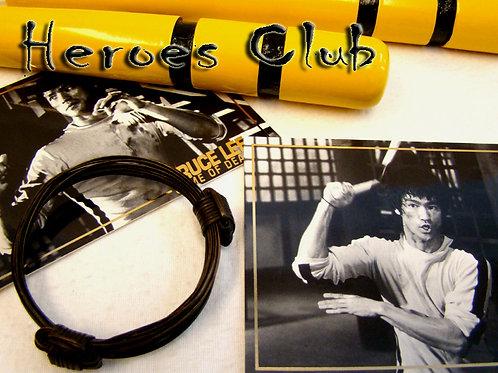 Bruce Lee Game Of Death Tribute Bracelet