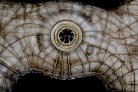 Prometheus Alien Derelict Ship