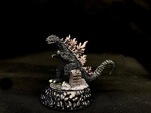 Millennium Godzilla  Trading Figure