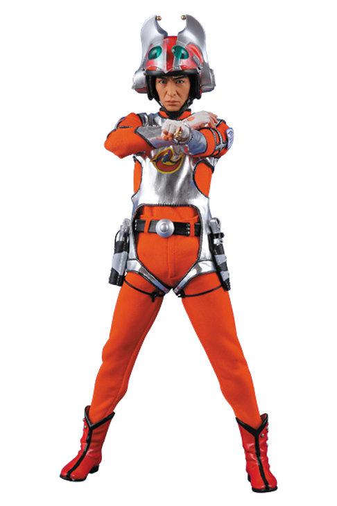 Gen Ohtori MAC 1:6 figure RAH 宇宙パトロール隊 MAC おおとりゲン