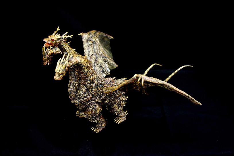 Kaizer Ghidorah Godzilla Final Wars