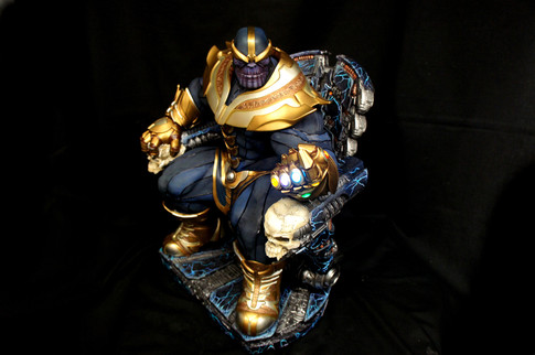 Thanos re-paint renewal