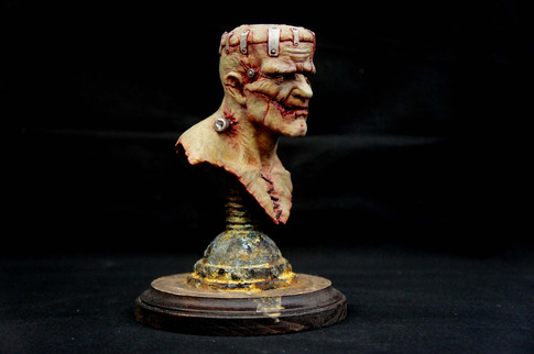 The Monster Bust