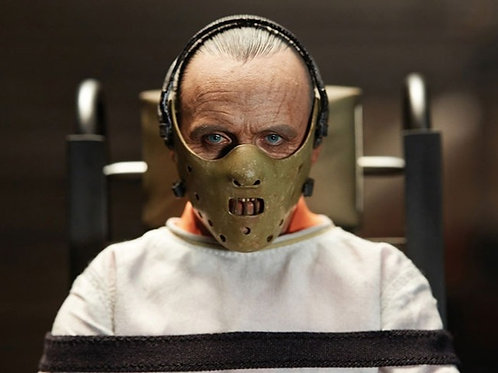 The Silence of the Lambs 1:6 Hannibal Lecter figure Straitjacket Version
