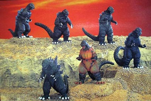 History Of Godzilla Box Set