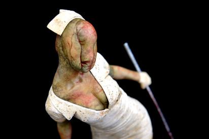 Bubble Head Nurse/ Silent Hill