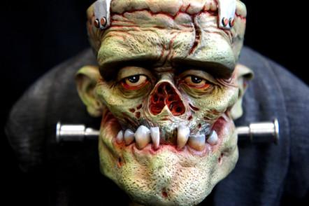 Bergholtz's Frankenstein Monster Bust