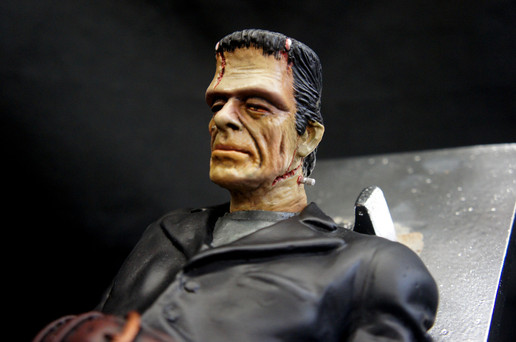 Nap Time Frankenstein