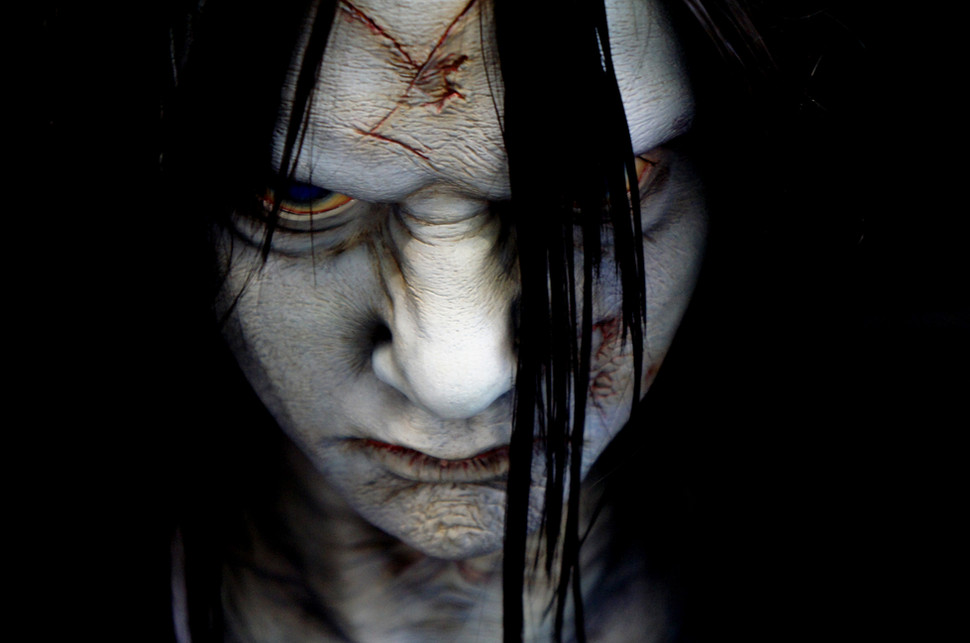 山村貞子像 The Ring : Sadako (Samara)