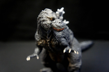 King Of The Monster Godzilla Art Statue Shinobu Matsumura version