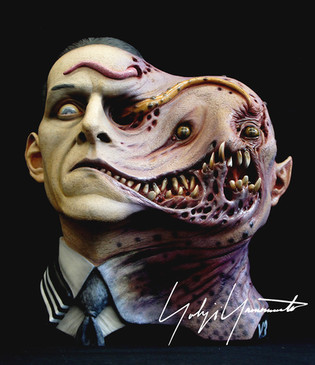 HP Lovecraft Tormented Y3 | Art Of Toys| United States