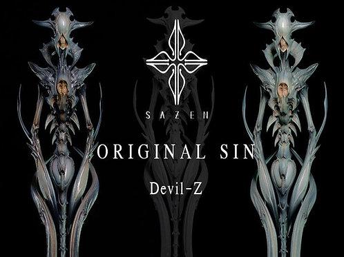 Devil Z Original Sin resin cast model