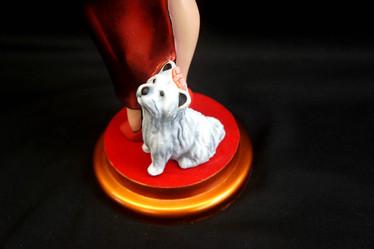 Jessica Rabbit Art Statue