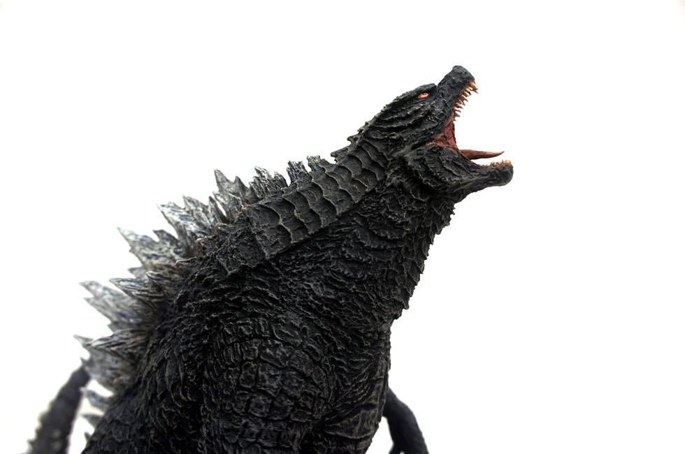 Howl Godzilla 2014