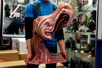 The Thing Life-Size Bust