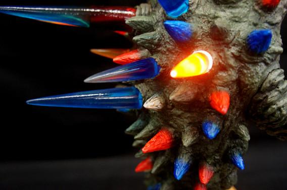 Kaettekita Ultraman : Beacon (Radio-Wave Kaiju)