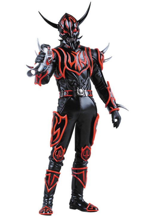 Kamen Rider Nega Den-O Negataros 1:6 figure BM Project RAH ネガタロス
