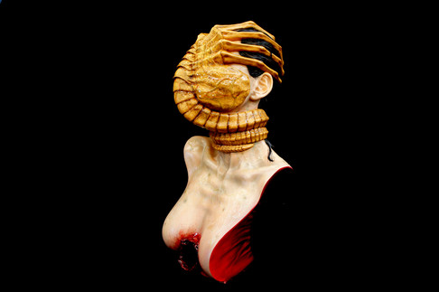 Facehugger Colonist Bust 3.0