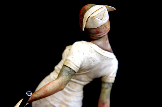 Bubble Head Nurse/ Silent Hill