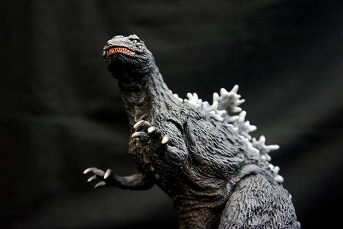 キングオブザモンスターゴジラアートスタチュー松村忍30cm怪獸王