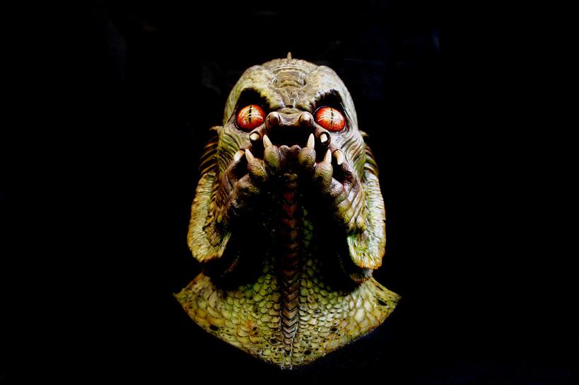 Gillman Creature Life-Size Bust
