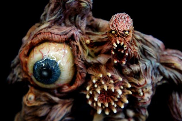 Dr. Birkin Mutation 2 Biohazard (Resident Evil)