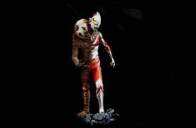 Alien Zarab Imit-Ultraman
